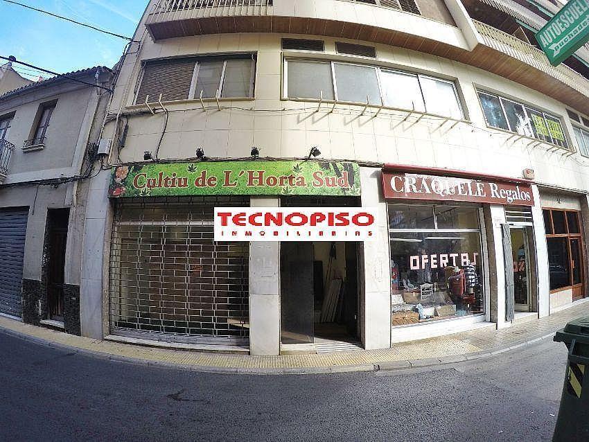 Local comercial en alquiler en calle Cami Real, Barrio del Charco en Catarroja - 285152885