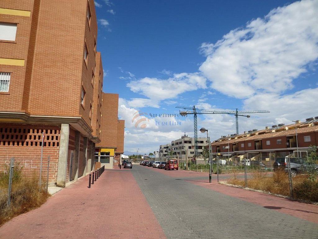 Foto 6 - Garaje en alquiler en calle Sociedad de Cazadores Bloq Edif Mirasierra, Santo Angel - 330333048