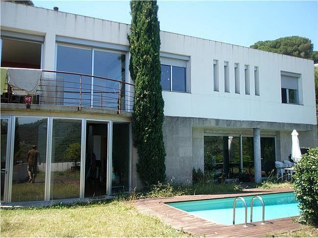 Casa en alquiler opción compra en Cabrils - 383158878