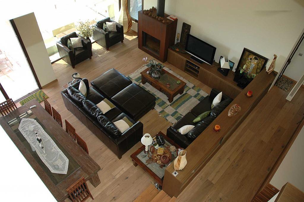 Salón - Casa en alquiler en Cabrils - 124125731