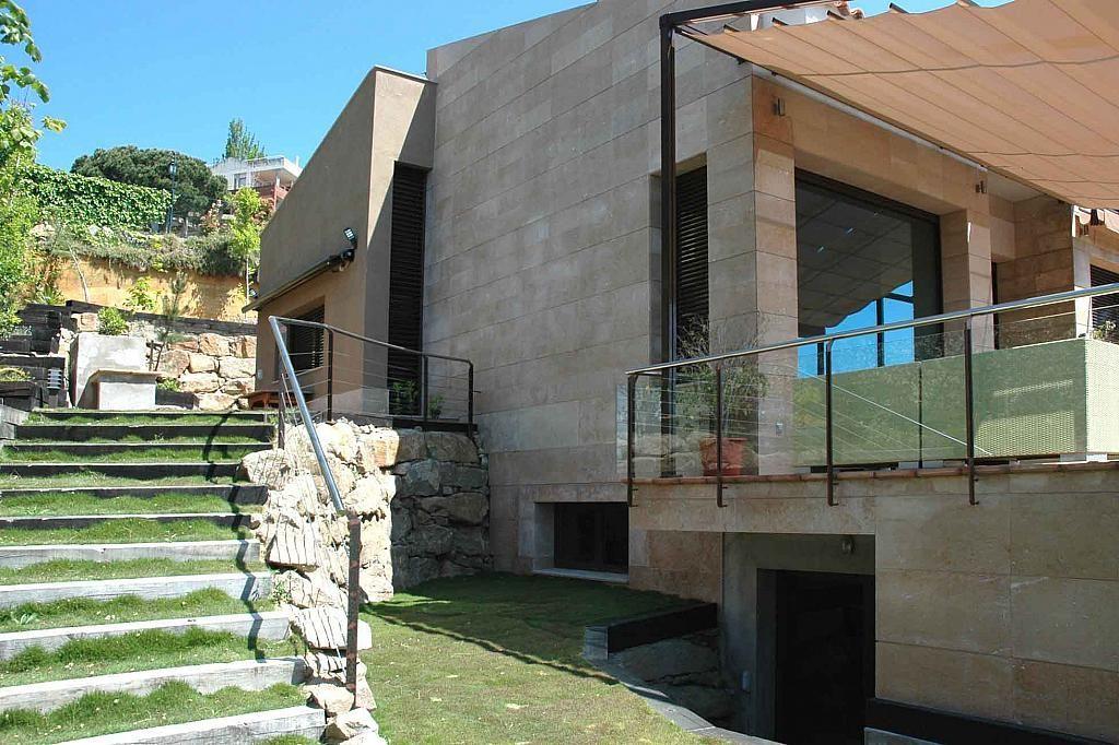 Fachada - Casa en alquiler en Cabrils - 124125742