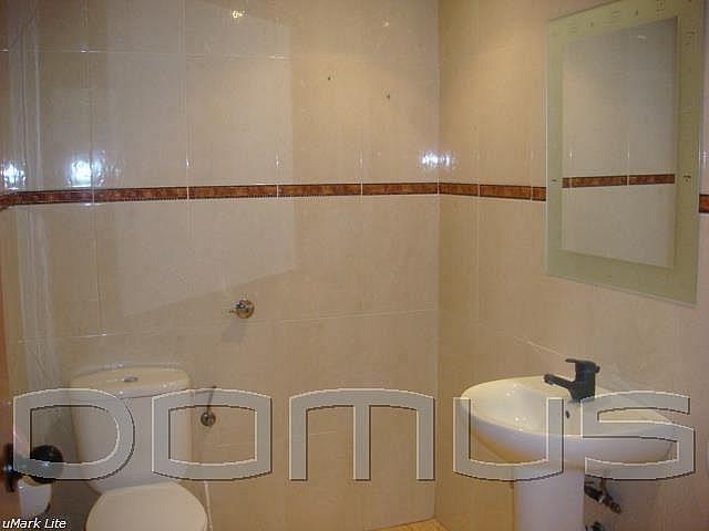 Baño - Local comercial en alquiler en Sant Cugat del Vallès - 242704515