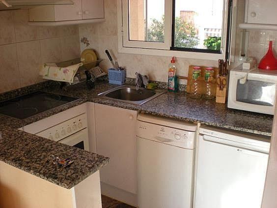 Cocina - Apartamento en venta en Torredembarra - 137137386
