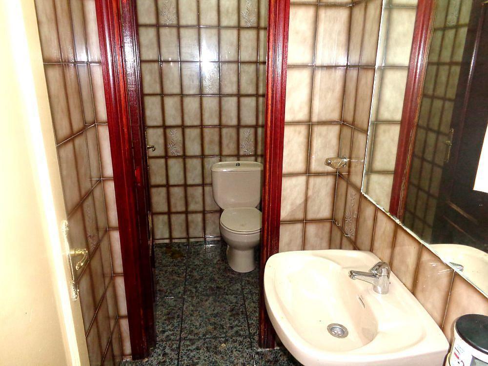 Baño - Local comercial en alquiler en La Avanzada-La Cueva en Fuenlabrada - 198385542