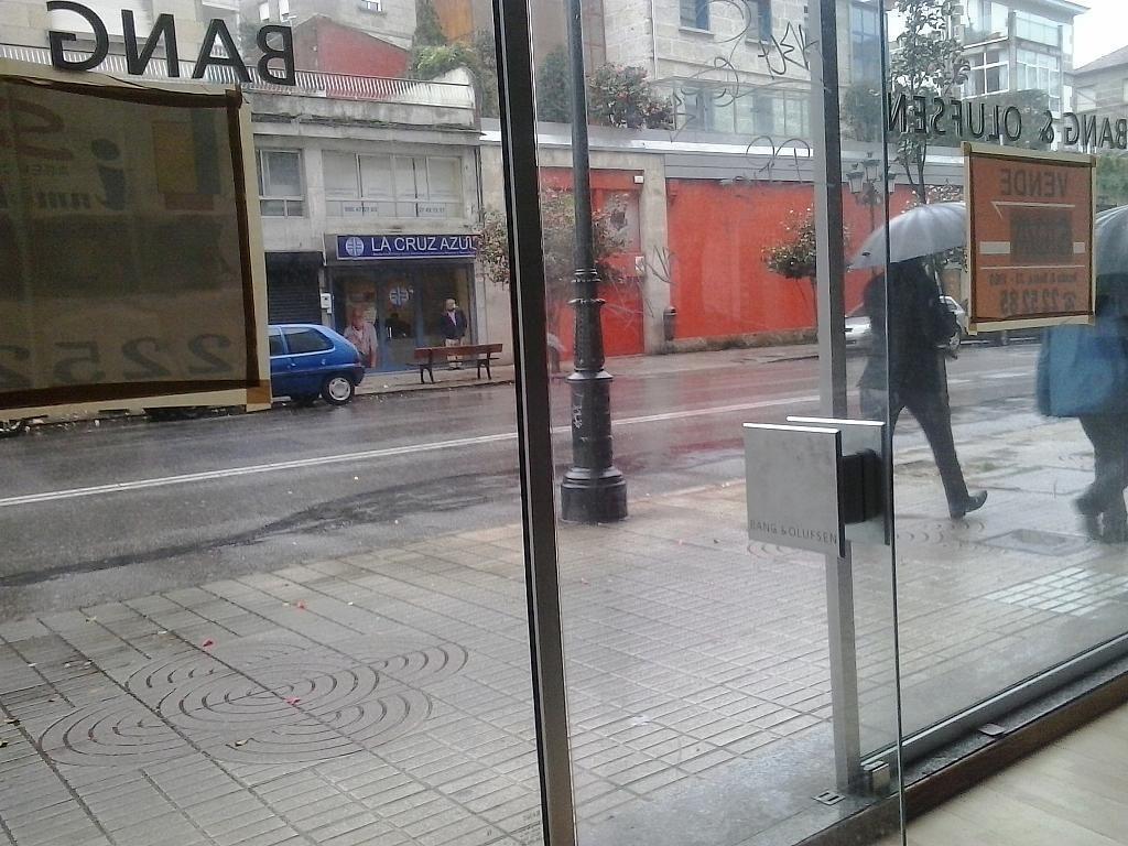 Local comercial en alquiler en calle Camelias, Bouzas-Coia en Vigo - 248303677