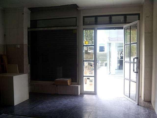 Local comercial en alquiler en calle Doctor Cadaval, Bouzas-Coia en Vigo - 250793404