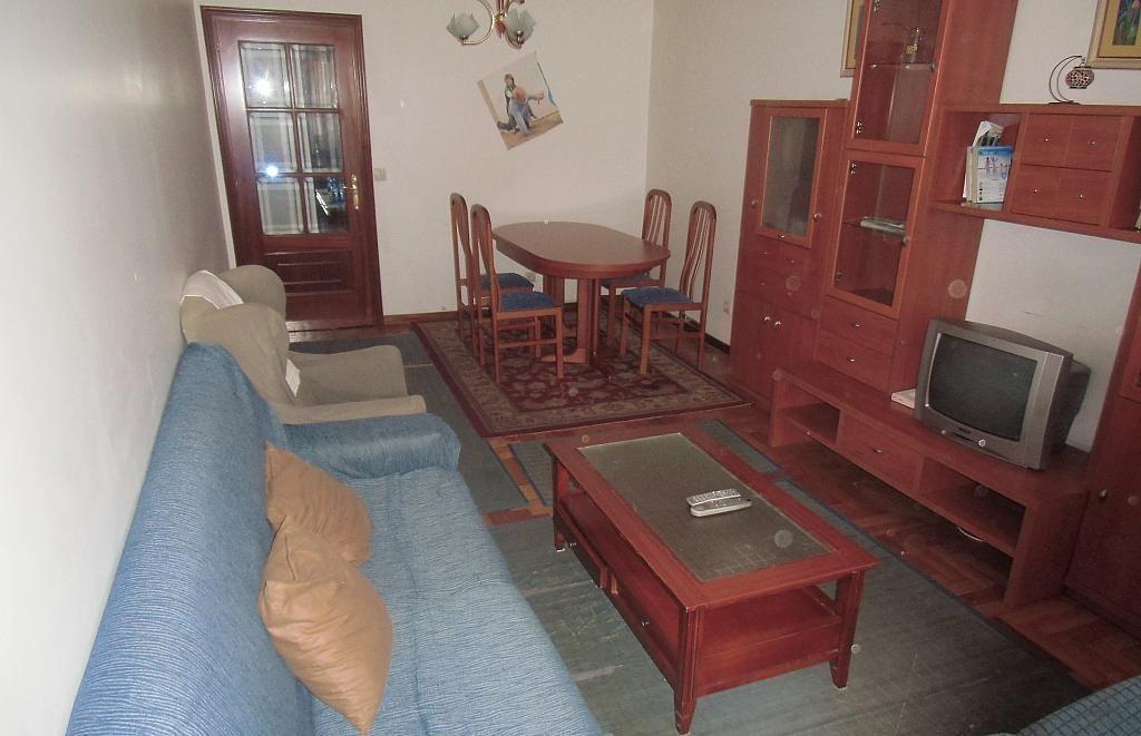 Salón - Piso en alquiler en calle Coruña, Bouzas-Coia en Vigo - 279723136