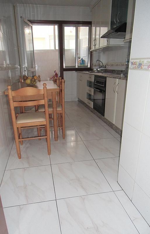 Cocina - Piso en alquiler en calle Coruña, Bouzas-Coia en Vigo - 279724226