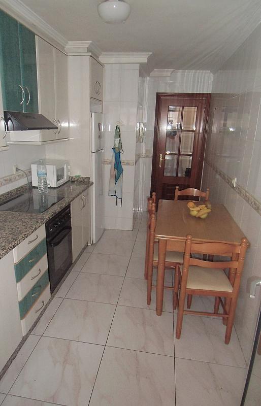 Cocina - Piso en alquiler en calle Coruña, Bouzas-Coia en Vigo - 279724246
