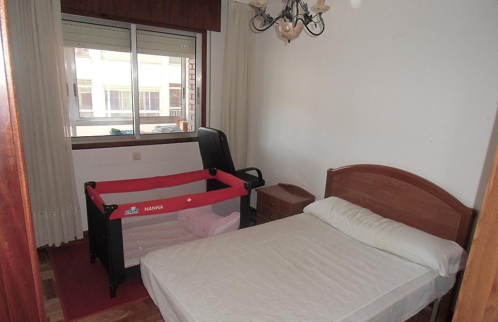 Dormitorio - Piso en alquiler en calle Coruña, Bouzas-Coia en Vigo - 279724306