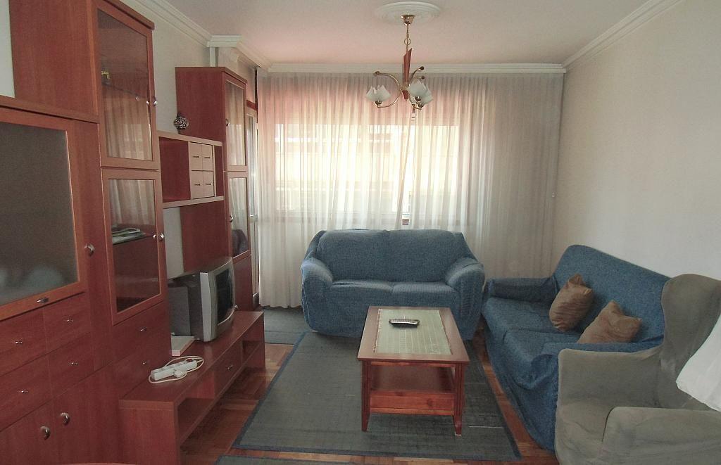 Salón - Piso en alquiler en calle Coruña, Bouzas-Coia en Vigo - 279724909