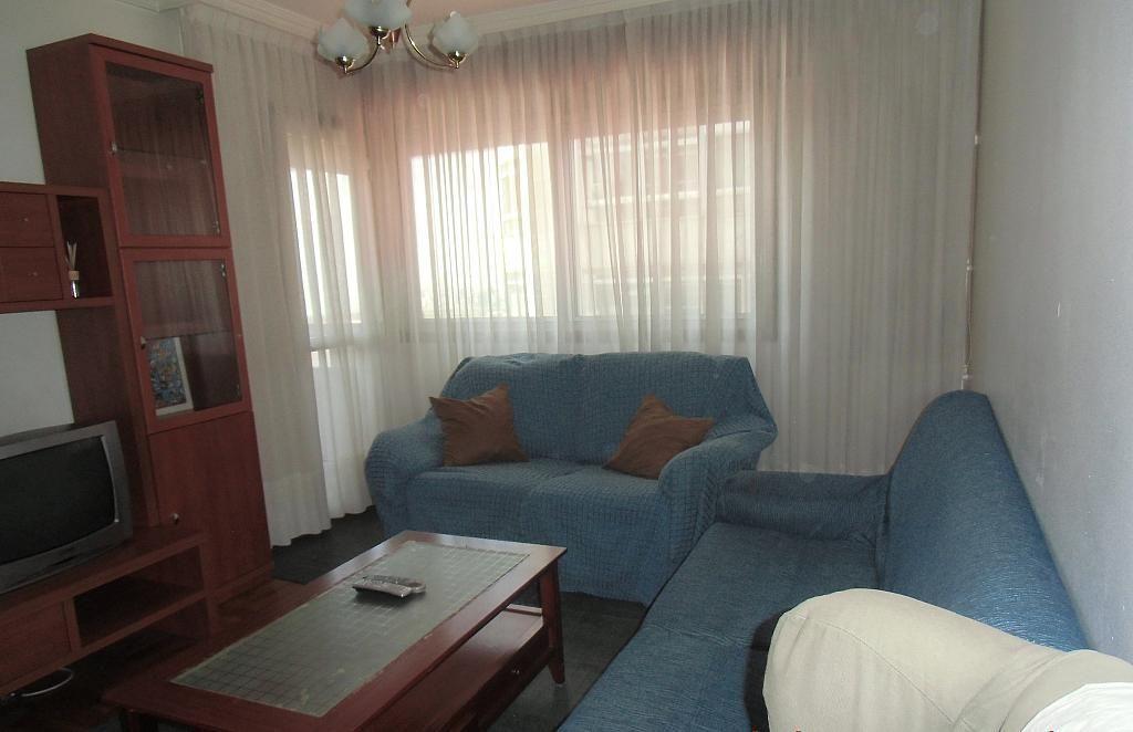 Salón - Piso en alquiler en calle Coruña, Bouzas-Coia en Vigo - 279725291