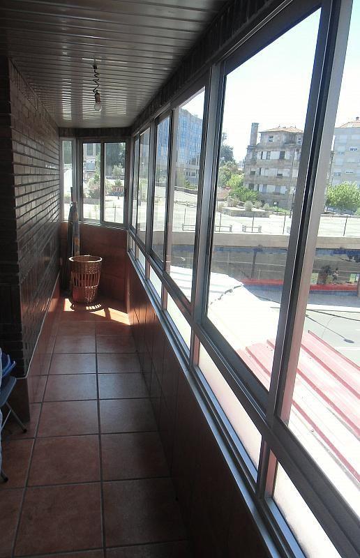 Terraza - Piso en alquiler en calle Coruña, Bouzas-Coia en Vigo - 279725376