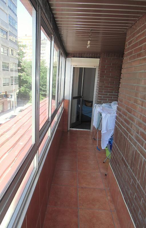Terraza - Piso en alquiler en calle Coruña, Bouzas-Coia en Vigo - 279725379