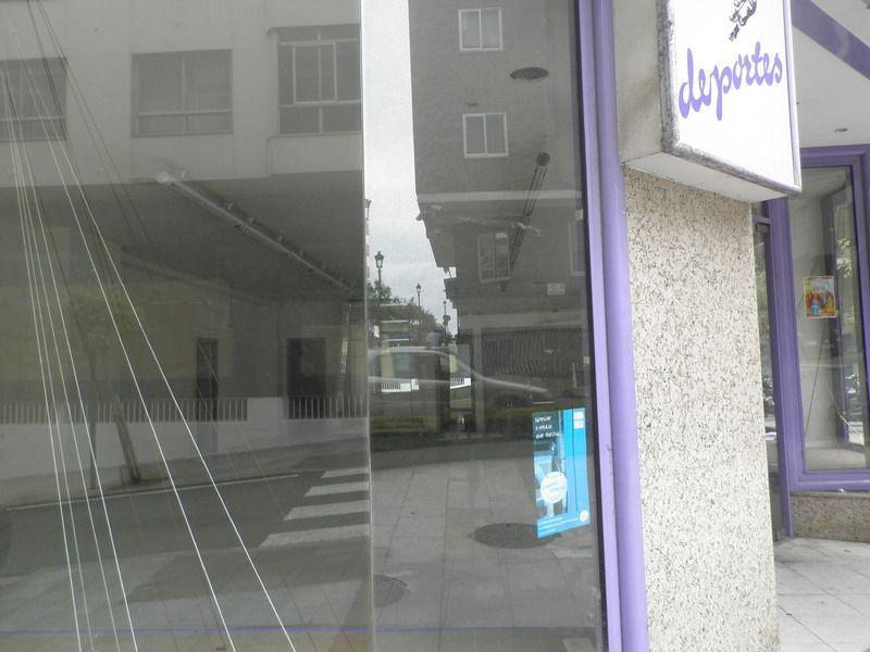 Fachada - Local comercial en alquiler en calle Barcelona, Castrelos-Sardoma en Vigo - 117934951