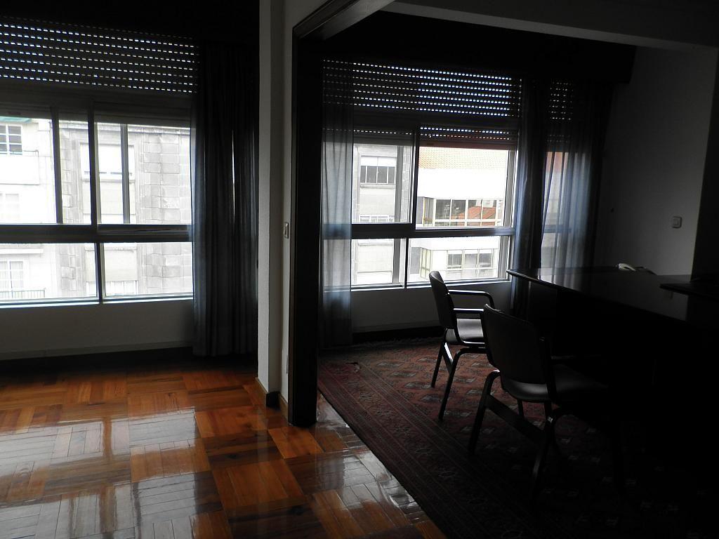 Despacho - Oficina en alquiler en calle Urzaiz, Travesía de Vigo-San Xoán en Vigo - 141098718