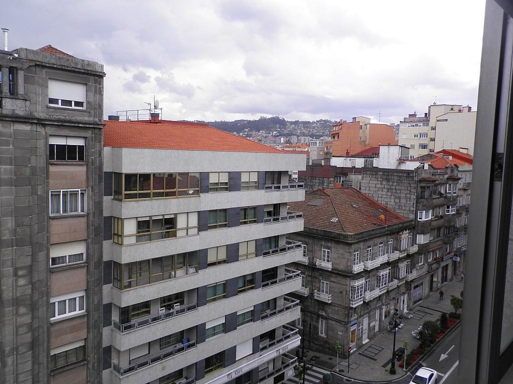 Vistas - Oficina en alquiler en calle Urzaiz, Travesía de Vigo-San Xoán en Vigo - 141098721