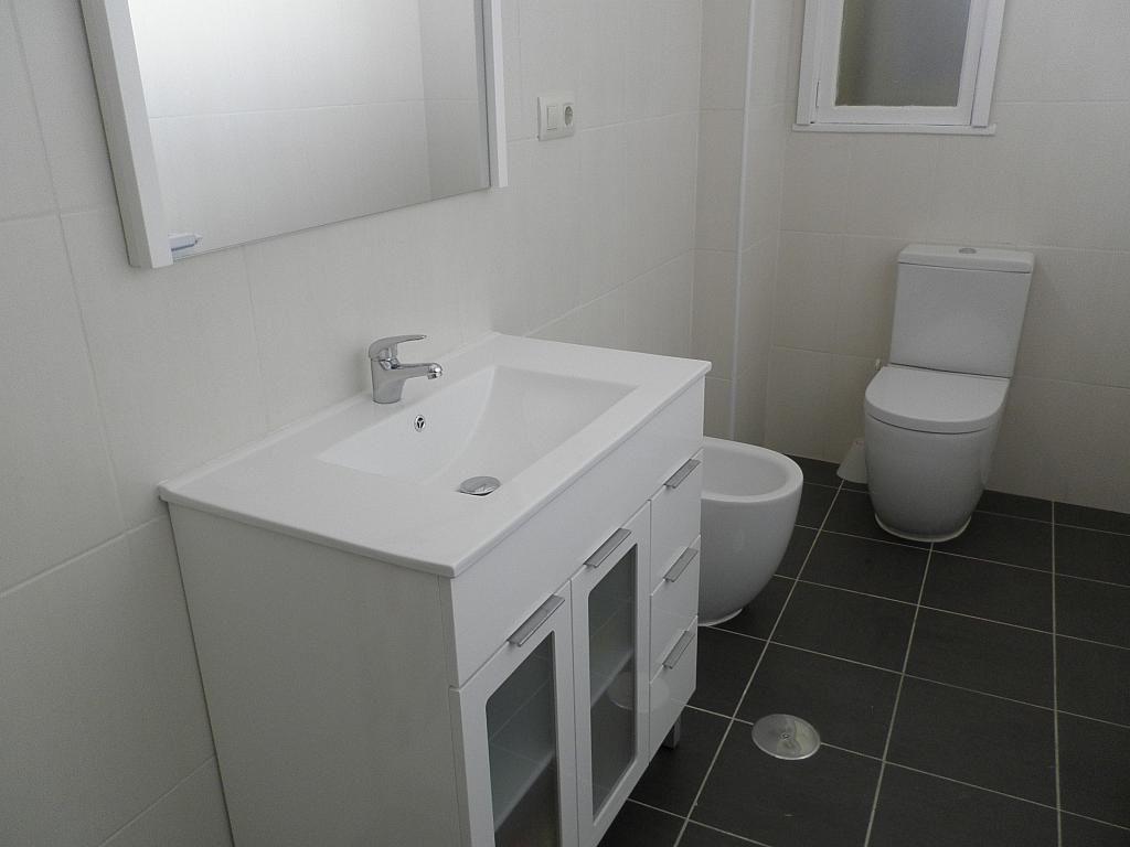 Baño - Oficina en alquiler en calle Urzaiz, Travesía de Vigo-San Xoán en Vigo - 141098756