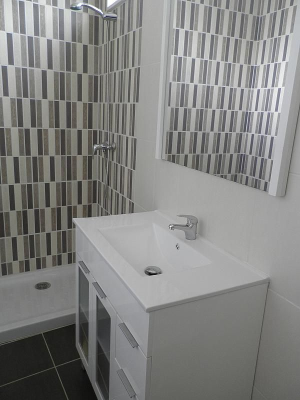 Baño - Oficina en alquiler en calle Urzaiz, Travesía de Vigo-San Xoán en Vigo - 141098817