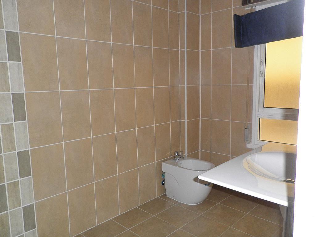 Baño - Oficina en alquiler en calle Urzaiz, Travesía de Vigo-San Xoán en Vigo - 141098977