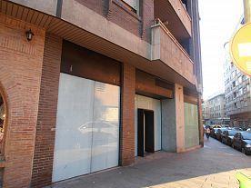 Fachada - Local en alquiler en calle Terminillo, Delicias en Zaragoza - 121245697