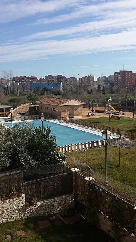 Vistas - Chalet en alquiler opción compra en calle Maria Montessori, Centro en Fuenlabrada - 255627253