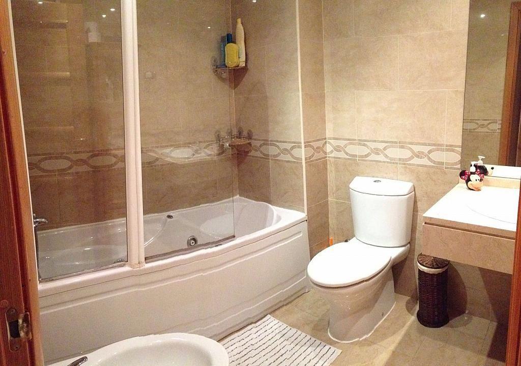Baño - Chalet en alquiler opción compra en calle Maria Montessori, Centro en Fuenlabrada - 255627280