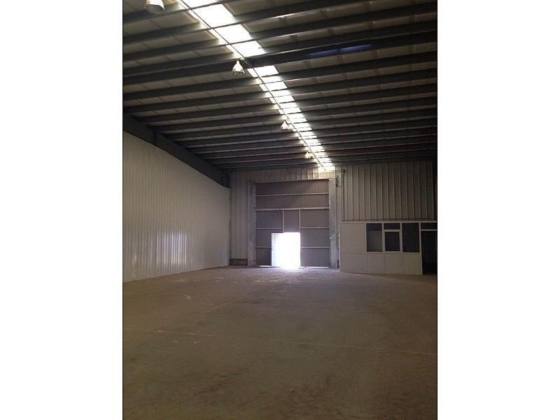 Interior - Nave industrial en alquiler en Valdefresno - 241480368