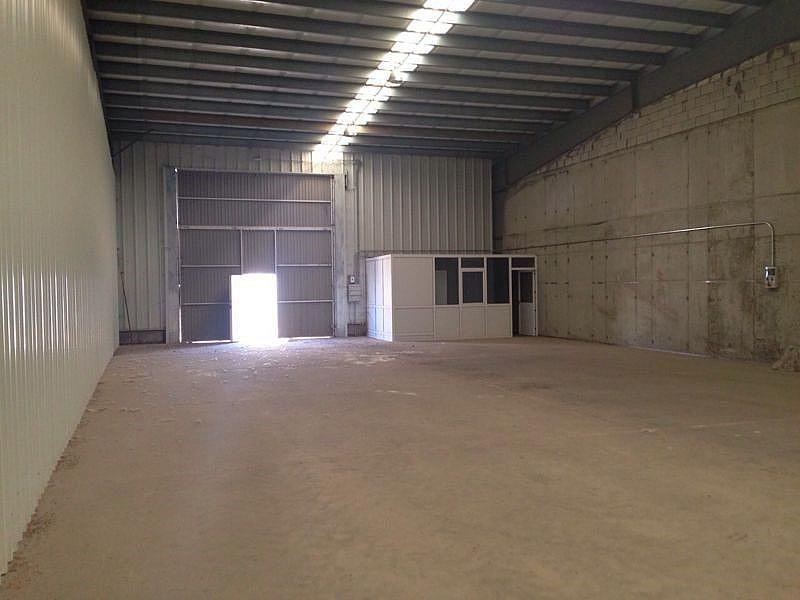 Interior - Nave industrial en alquiler en Valdefresno - 241480374