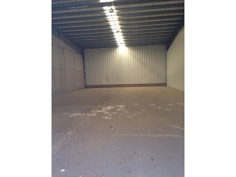 Interior - Nave industrial en alquiler en Valdefresno - 241480377