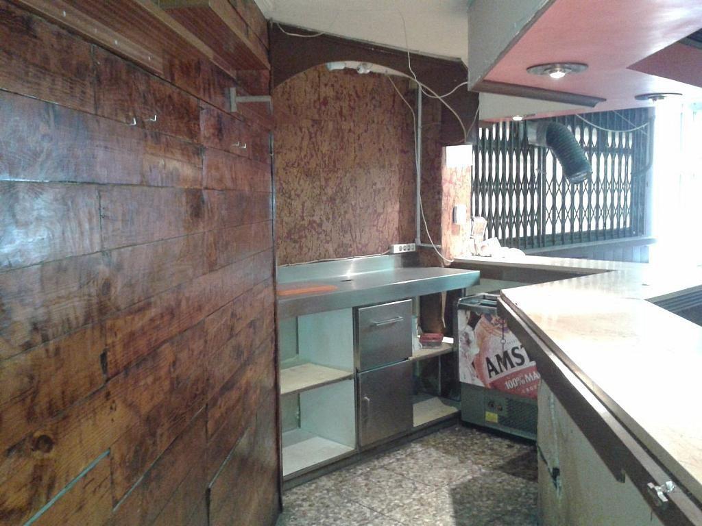 Local comercial en alquiler en calle Santa Mónica, Alcalá de Henares - 342751760