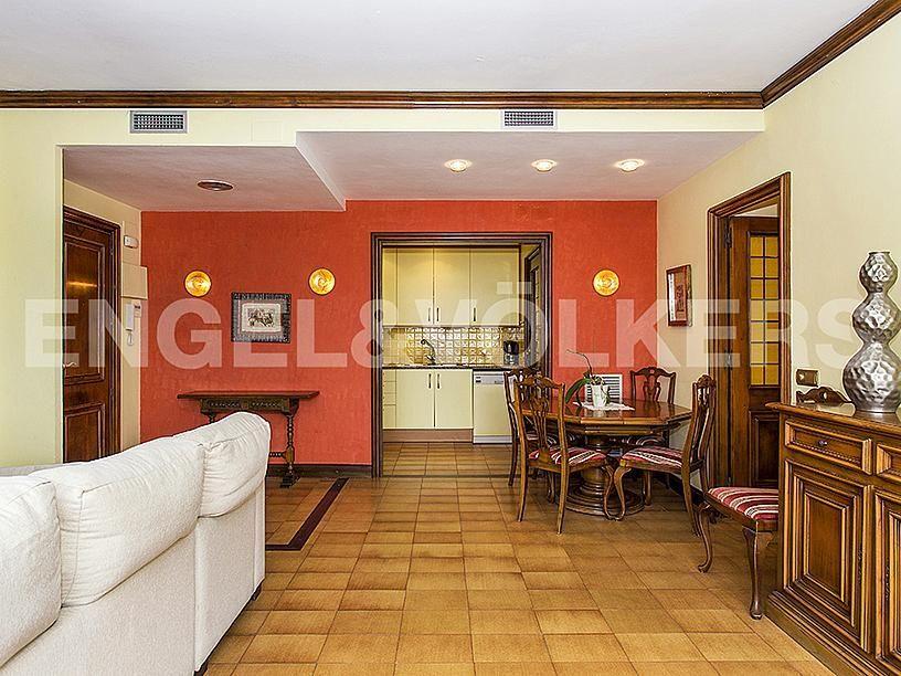 Comedor - Apartamento en venta en Centre poble en Sitges - 281463798