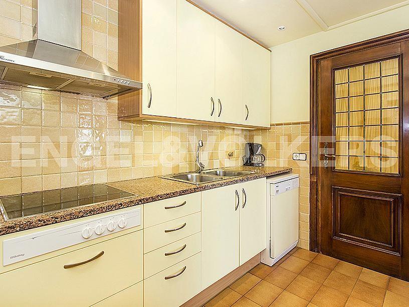 Cocina - Apartamento en venta en Centre poble en Sitges - 281463965