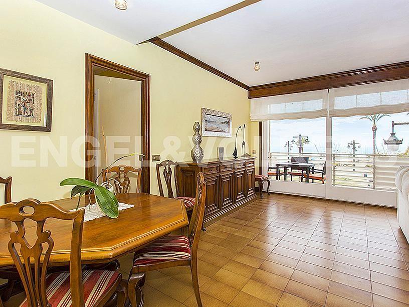 Comedor - Apartamento en venta en Centre poble en Sitges - 281470570