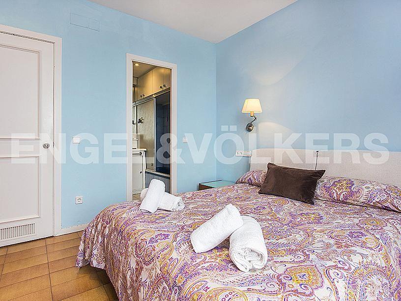 Dormitorio - Apartamento en venta en Centre poble en Sitges - 281470581
