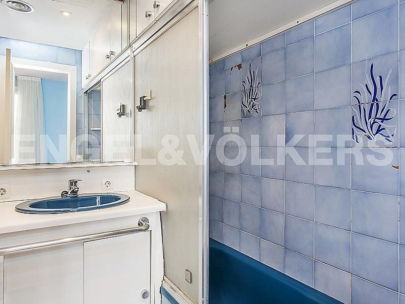 Baño - Apartamento en venta en Centre poble en Sitges - 281470582