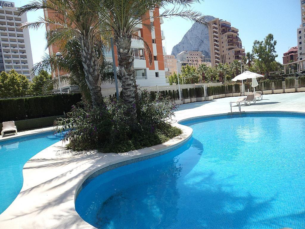 Apartamento en venta en calle Juan Carlos I, Calpe/Calp - 269496501
