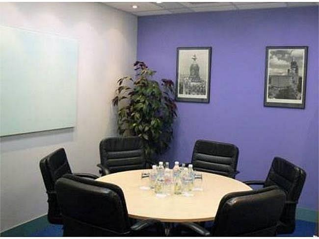Oficina en alquiler en Chamartín en Madrid - 407721597