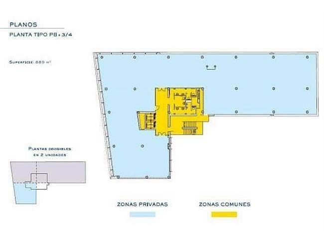 Oficina en alquiler en San blas en Madrid - 404956709