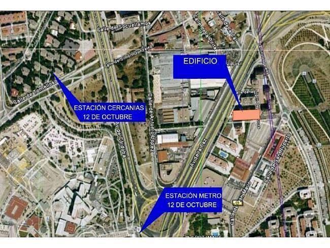Oficina en alquiler en calle San Maximo, San Fermín en Madrid - 404957210
