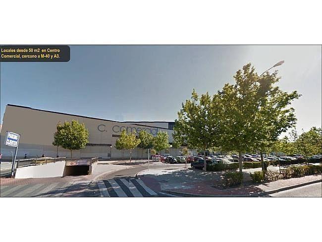 Local comercial en alquiler en calle Bulevar Jose Prat, Vicálvaro en Madrid - 404955578