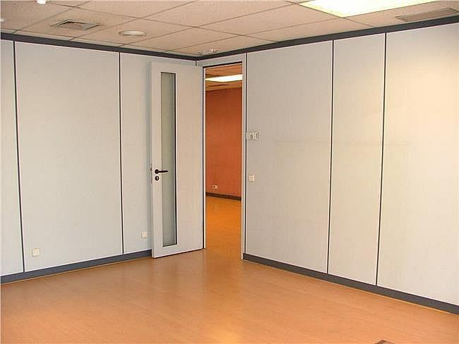 Oficina en alquiler en calle De Burgos, Chamartín en Madrid - 404960570