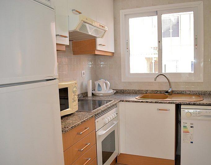 - Apartamento en alquiler en urbanización Del Palmar E, Dénia - 175177201
