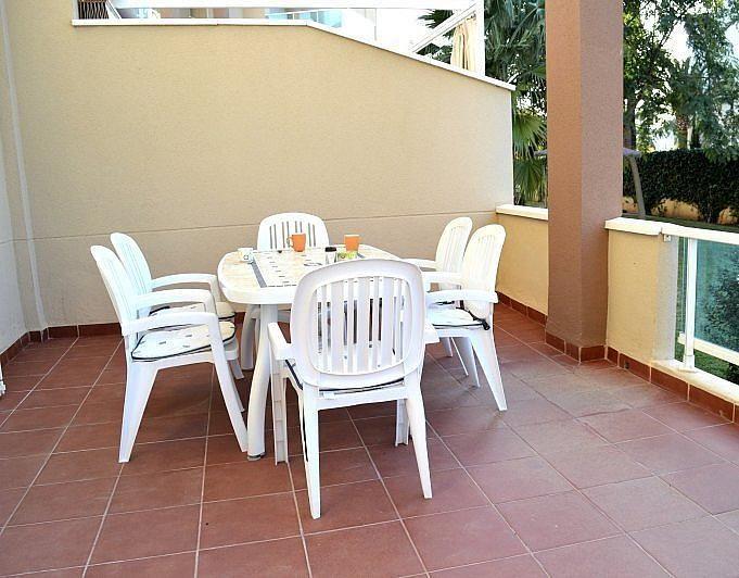 Apartamento en alquiler en urbanización Del Palmar E, Dénia - 410298364