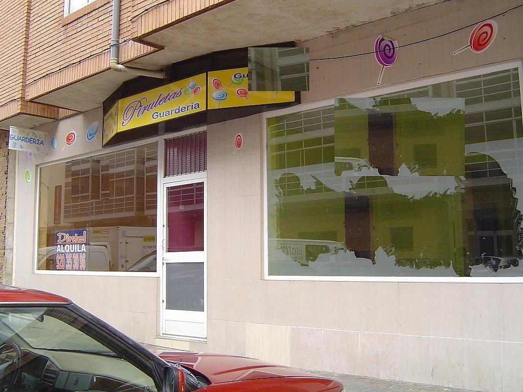 Local comercial en alquiler en calle Rafaela de Antonio, La Toledana en Ávila - 248059336