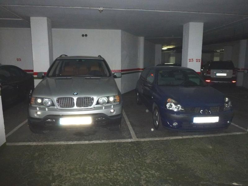 Parking - Piso en alquiler en calle San Sebastian, Zona Centro en Huelva - 90321711