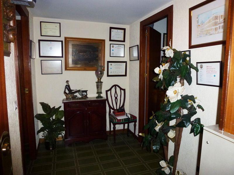 Vestíbulo - Oficina en alquiler en calle Gines Martin Entreplanta, Zona Centro en Huelva - 122039730