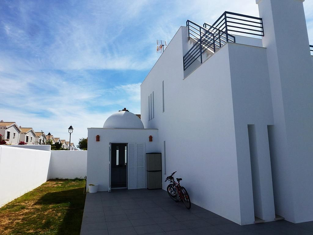 Fachada - Chalet en alquiler en calle Playas de Cartaya, Rompido, el - 177781962