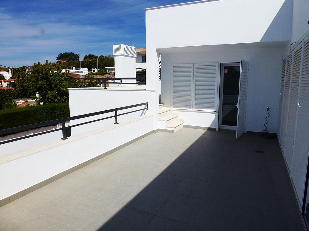 Porche - Chalet en alquiler en calle Playas de Cartaya, Rompido, el - 177782022