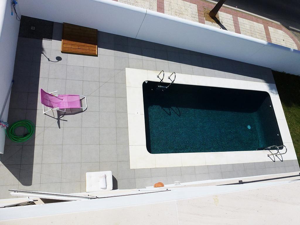 Piscina - Chalet en alquiler en calle Playas de Cartaya, Rompido, el - 177782036